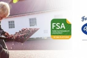 100% of Ocean Spray's Cranberries Verified Under FSA as Sustainably Grown Image