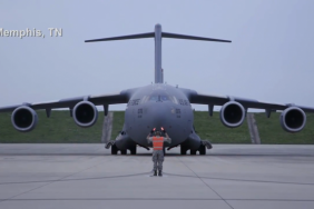 FedEx Senior Global Operations Control Specialist, National Guard Pilot Conducts Expedited Mission to Deliver Virus Test Swabs Overnight Image