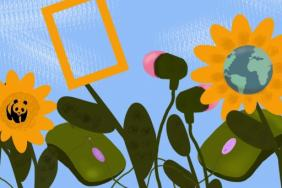 How to do Good From Home on Earth Day Image