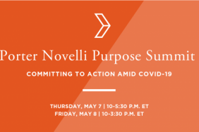 Unveiling the Porter Novelli Purpose Summit: Committing to Action Amid COVID-19 Image