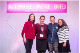 Booz Allen Proudly Celebrates D&I During Diversity Month, and Every Month Image