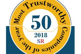 iPoint-systems Recognized as One of the '50 Most Trustworthy Companies of the Year' Image