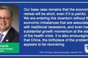 Fifth Third Shares Weekly Economic Update from Chief Investment Strategist Image