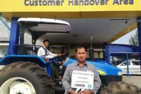 New Holland Agriculture Helps Myanmar Farmers Fight Malaria Image