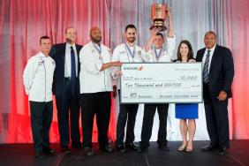 Back on My Feet, Along With Four Additional Charities, Earn Donations From Aramark As Part of Culinary Competition Image