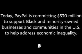 PayPal Announces $530 Million Commitment to Support Black Businesses, Strengthen Minority Communities and Fight Economic Inequality Image