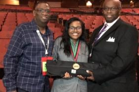 Students Awarded Scholarships to Culinary Institute of America at 41st Annual NAACP ACT-SO Competition Sponsored by Sodexo Image