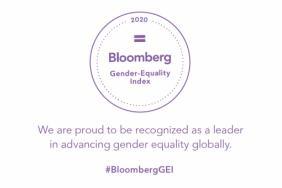 Moody's Named to 2020 Bloomberg Gender-Equality Index for First Time Image