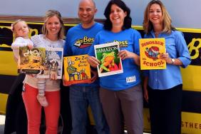 CITGO Fuels a Love of Reading in Partnership with Bess the Book Bus for 2016 Multi-City Tour  Image