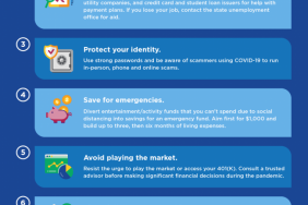 Fifth Third Offers 7 Financial Tips during the COVID-19 Pandemic Image