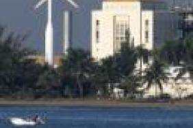 Bacardi Harnesses Wind to Power World's Largest Premium Rum Distillery Image