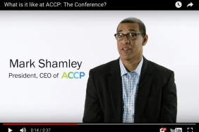 ACCP: The Conference 2017 Nearing a Sell Out Image