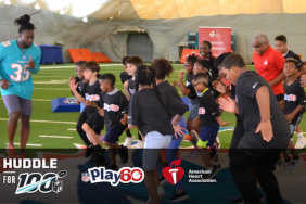The American Heart Association, the National Football League and Discovery Education Team up to Take Students on a Virtual Field Trip Image