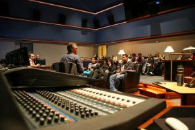 Warner Bros. Hosts Next Generation of Filmmakers for WB Studio Day as Los Angeles Unified Students Receive an On-Site, Behind-the-Scenes Education in the World of Production  Image