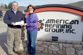 ARG Makes Holiday Gift to McKean County Community Foundation Image