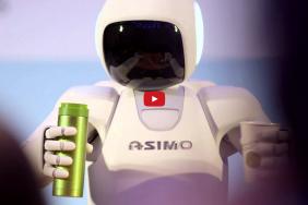 Upcoming Twitter Series: #ASIMO2015 Honda's ASIMO Humanoid Robot Takes Steps to Improve the Future While Touring NYC Image