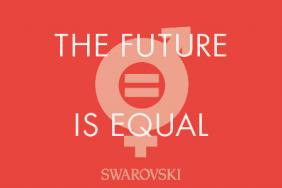 International Women's Day — 'The Future Is Equal' Campaign Reaffirms Swarovski's Commitment to Advancing Equality in the Company's 125th Anniversary Year Image