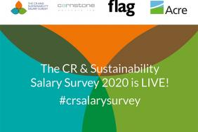 The CR and Sustainability Salary Survey 2020 Is Now Live Image