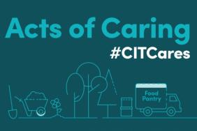 CIT Joins With Customers to Deliver Acts of Caring to Communities Image