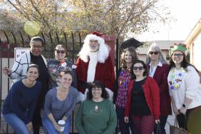 ON Semiconductor Employees Adopt Local School for the Holidays Image