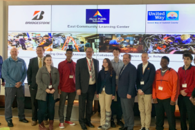Bridgestone Americas Hosts Experiential Learning Day to Celebrate One-Year Anniversary of Collaboration with Akron Public Schools Image