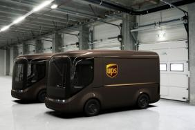 UPS To Deploy New, State-Of-The-Art Electric Vehicles in London and Paris  Image
