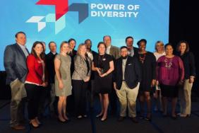 Kansas City's Chamber of Commerce Honors Black & Veatch's Diversity, Inclusion Emphasis Image