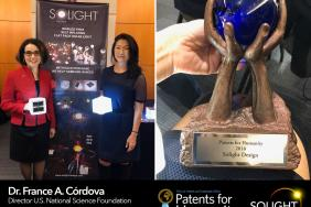 Solight Design Receives USPTO's Patents for Humanity Award Image