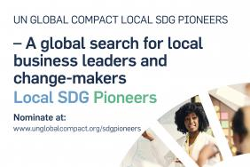 """UN Global Compact Launches """"Pioneers"""" Programme as Part of SDG Roll Out Strategy Image"""