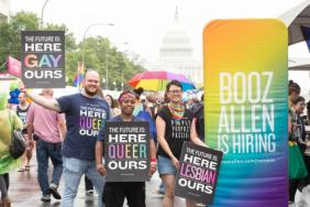 A Perfect 10: Booz Allen Kicks Off 2020 With 10th Year of Recognition for LGBTQ Equality Image