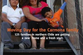Barrick and its Partners Help 125 Chilean Families Become New Homeowners Image