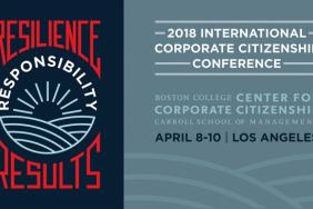 2018 International Corporate Citizenship Conference: Resilience, Responsibility, Results Image