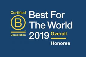 """Clear Blue Commercial Honored as a """"Best For The World"""" Company  for Its Exemplary Societal and Environmental Impact Image"""