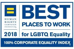 Astellas Named a Best Place to Work for Lesbian, Gay, Bisexual, and Transgender Equality for Fourth Consecutive Year Image