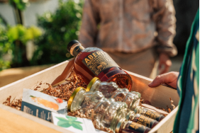 ABERFELDY® Single Malt Scotch Whisky And Bee Informed Partnership (BIP) Launch 'Gardening Giveback Project' To Encourage Urban Beekeeping In Honor Of National Honey Month Image