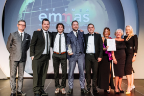 Aires and Bacardi Awarded Best Vendor Partnership by the Forum for Expatriate Management Image