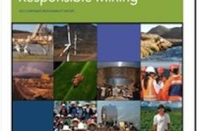 Barrick 2012 Responsibility Report Now Available Image