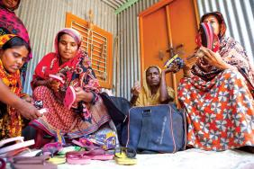 Giving Rural Women a Chance of Entrepreneurial Success Image