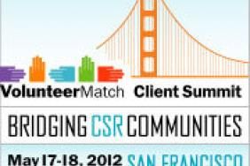 Outstanding Corporate Volunteer Programs To Be Announced at the 2012 VolunteerMatch Client Summit Image