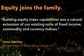 Bloomberg Launches Equity Benchmarks Image
