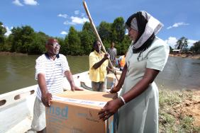 """""""Project Last Mile"""" Expands to Improve Availability of Life-saving Medicines in Additional Regions of Africa Image"""