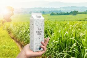 Tetra Pak Becomes the First Company in the Food and Beverage Industry to Offer Packaging Made With Fully Traceable Plant-based Polymers Image
