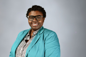 Sian Lewis: Advancing Data Science and LGBTQ+ Inclusion at Booz Allen Image