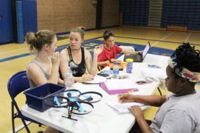 Freeport-McMoRan Grants $20,000 for Boys and Girls Club Robotics Program Image