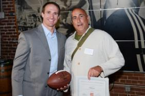 Scoring in the Great Game of Service: CSRwire Honored by A Billion + Change & Drew Brees for Exemplary Reporting on CSR Image