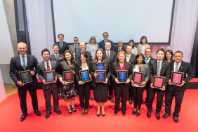 Bridgestone Group Awards 2019 Recognizes the Best Global Projects Image