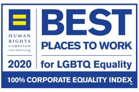 Sodexo Earns 100 Percent on the Human Rights Campaign Foundation's Annual Scorecard Assessing LGBTQ Workplace Equality Image