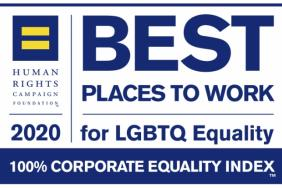 CIT Earns Top HRC Corporate Equality Index Score and Named a Best Place to Work for LGBTQ Equality Image
