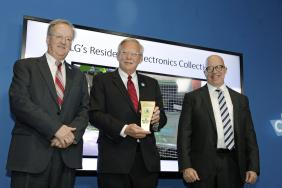 LG Honored by U.S. Environmental Protection Agency for Responsible Electronics Recycling Leadership Image