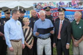 Consumers Energy Receives National Recognition for Promoting Crime Prevention Awareness Image